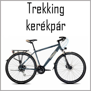 Csepel trekking kerékpár