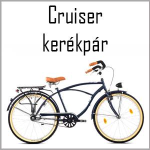Csepel cruiser kerékpár