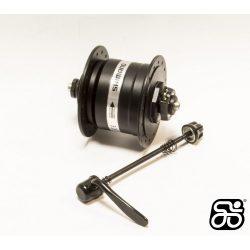 Shimano-dinamos-Nexus-6V/3W-32-lyukas-elso-agy-fek