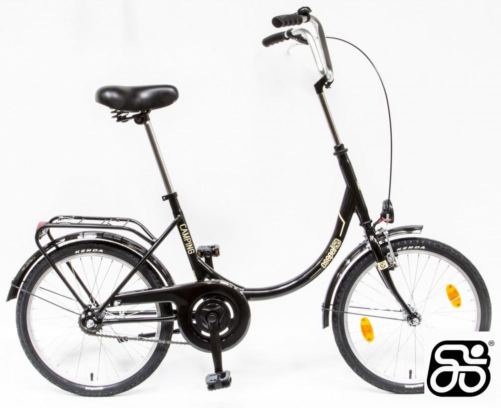 11eb3a91bd64 Fekete Csepel Camping kerékpár időseknek - Kerékpár webshop ...