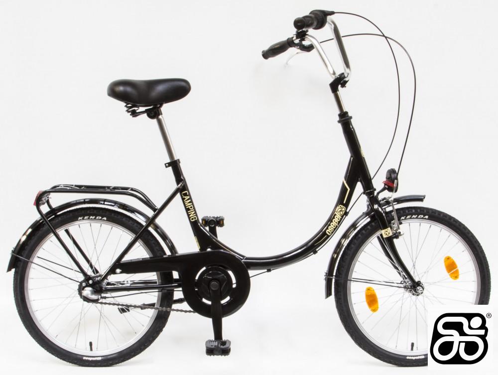 92ad120350c0 Fekete Csepel Camping kerékpár időseknek N3 - Kerékpár webshop ...