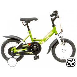 Csepel-gyerek-bicikli-Drift-12-coll-zold