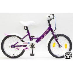 Csepel-Lily-16-gyerek-bicikli-Lila