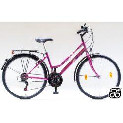 Csepel ATB Boss női kerékpár - 18SP - Lila