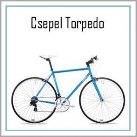 Csepel Torpedo / Rapid kerékpárok - 14-27 sebességes kivitel