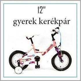 "Gyerek bicikli 12"""