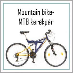 Mountain Bike - MTB Kerékpár