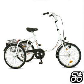 Csepel Camping háromkerekű biciklik