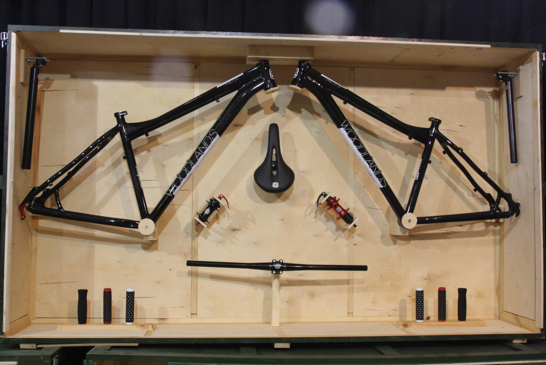 Csepel Woodlands MTB 29 kerékpár