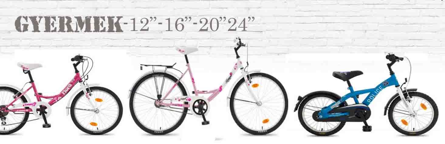Csepel gyerek bicikli